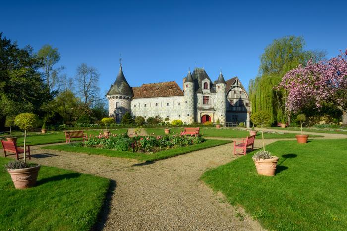 Journées du patrimoine 2019 - Visite libre du château-musée de Saint-Germain de Livet