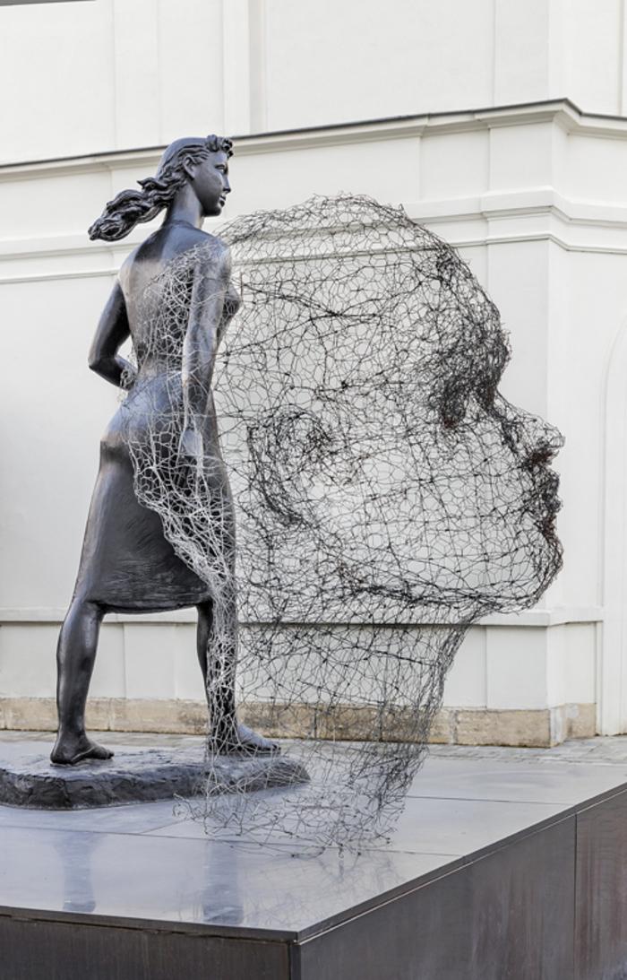 Journées du patrimoine 2019 - Jeu de piste parmi les oeuvres de Pauline Ohrel