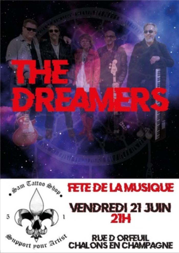 Fête de la musique 2019 - 2ème concert The Dreamers
