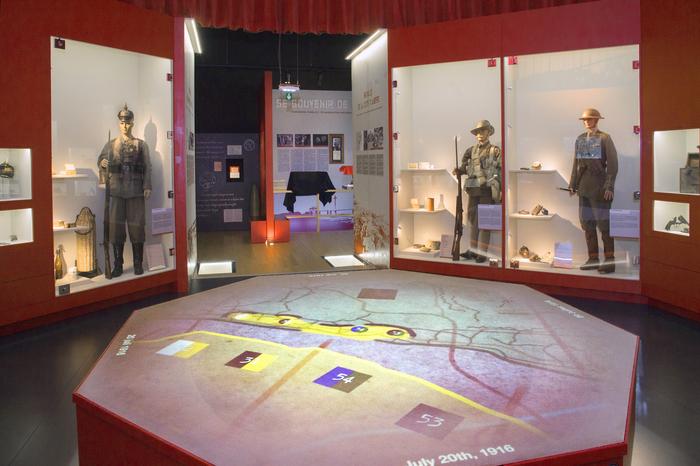 Visite libre du Musée de la Bataille de Fromelles