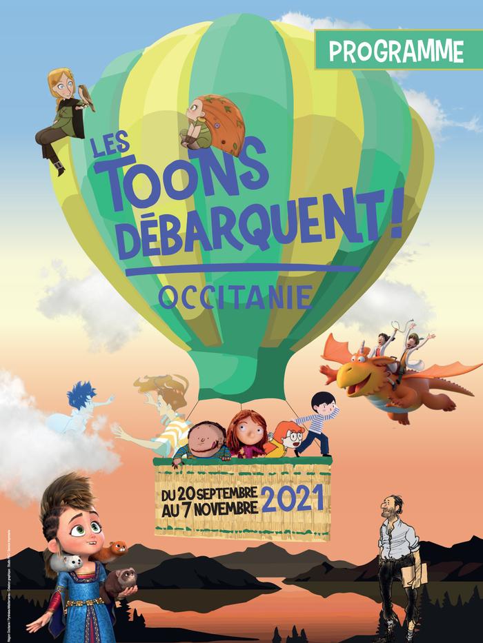 Festival Les toons débarquent !