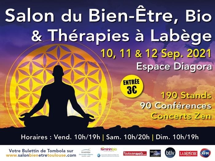 Salon Bien Etre, Bio et Thérapies Toulouse Labége