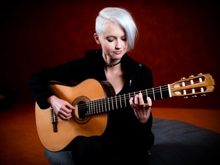 Journées du patrimoine 2020 - Concert de Stéphanie Jones (guitare classique)