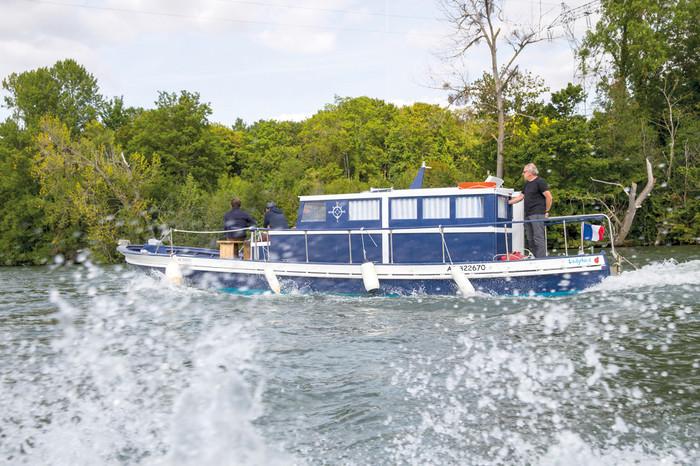 Journées du patrimoine 2020 - Présentation de la barque atelier