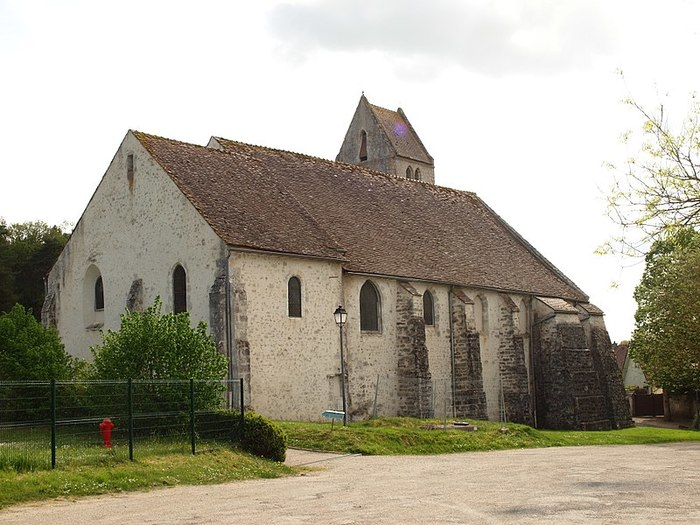 Journées du patrimoine 2019 - Découverte de l'église et lecture du paysage