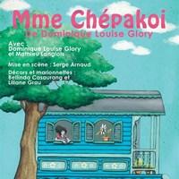 Menton - Théâtre jeune public : Madame Chépakoi