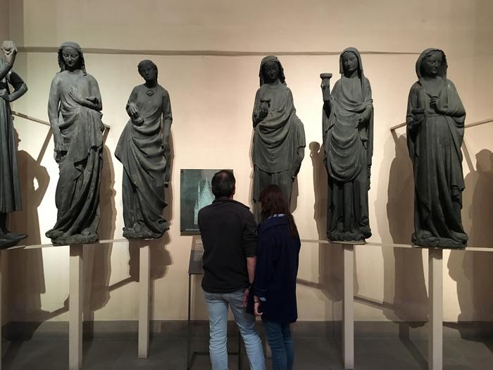 Journées du patrimoine 2020 - Visite «Coups de projecteur» : les bâtiments du musée, puzzle architectural
