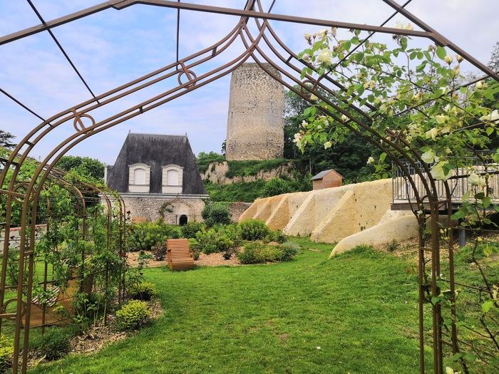 Journées du patrimoine 2019 - Visite libre de la roseraie du château