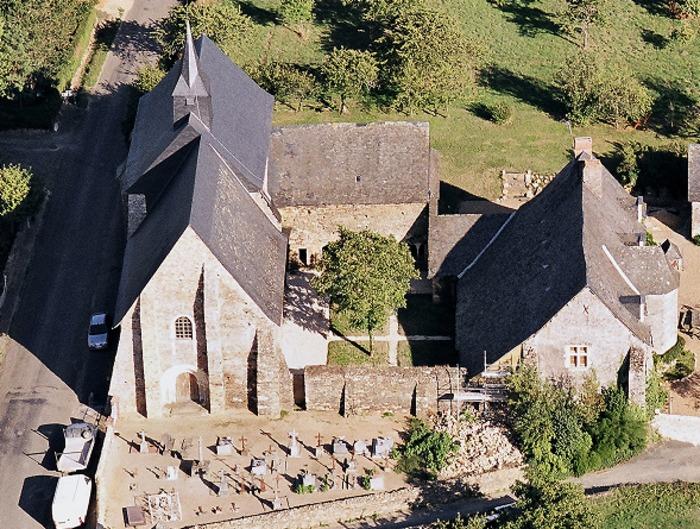 Journées du patrimoine 2019 - Visite guidée de l'église de La Jaillette