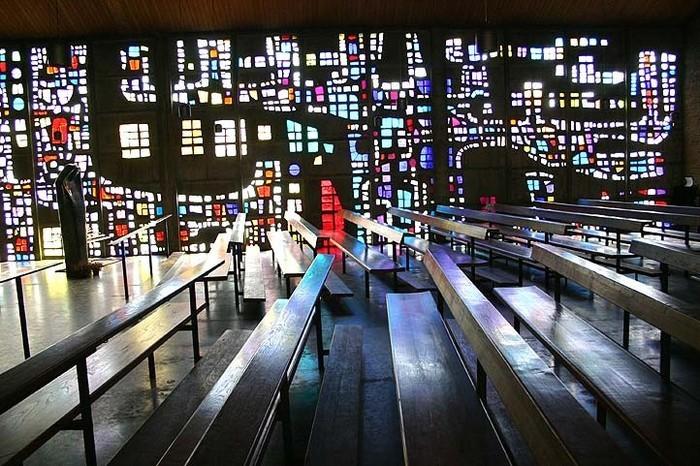 Journées du patrimoine 2020 - Visite libre ou guidée de la chapelle Sainte Thérèse de Hem