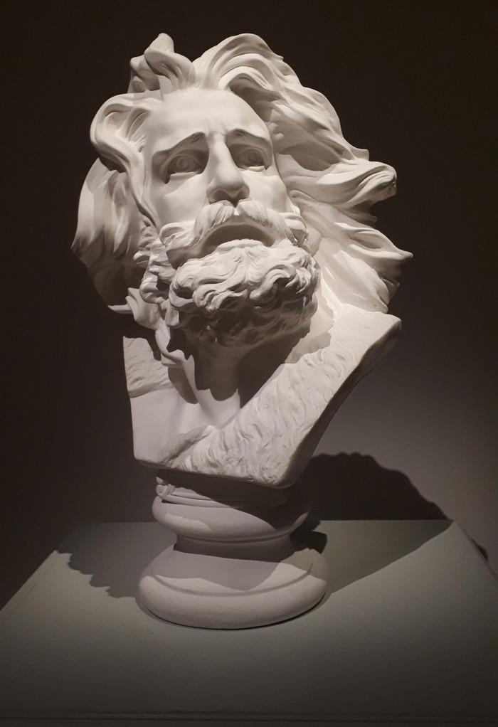 Journées du patrimoine 2020 - Copie d'après les moulages pédagogiques du musée
