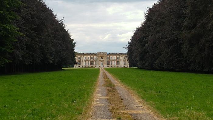 Journées du patrimoine 2020 - Visite guidée du parc et des extérieurs du château de Belbeuf