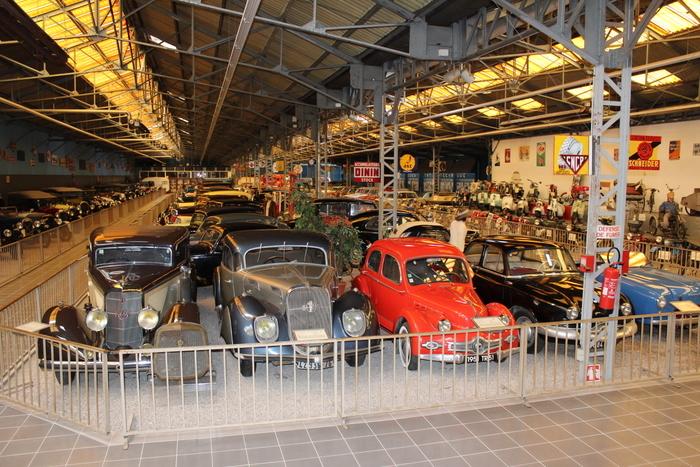 Journées du patrimoine 2020 - Visite libre du musée de l'automobile Reims-Champagne