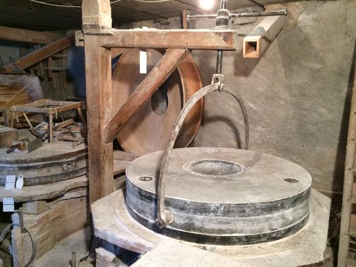 Journées du patrimoine 2020 - Visite et démonstration moulin à farine et vieille scierie