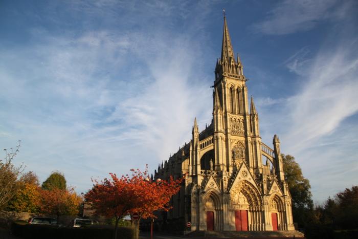 Journées du patrimoine 2019 - Visite libre de la Basilique Notre Dame de Bonsecours
