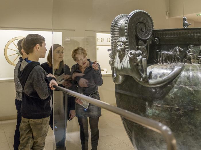 Journées du patrimoine 2020 - Visite libre du musée Trésor de Vix