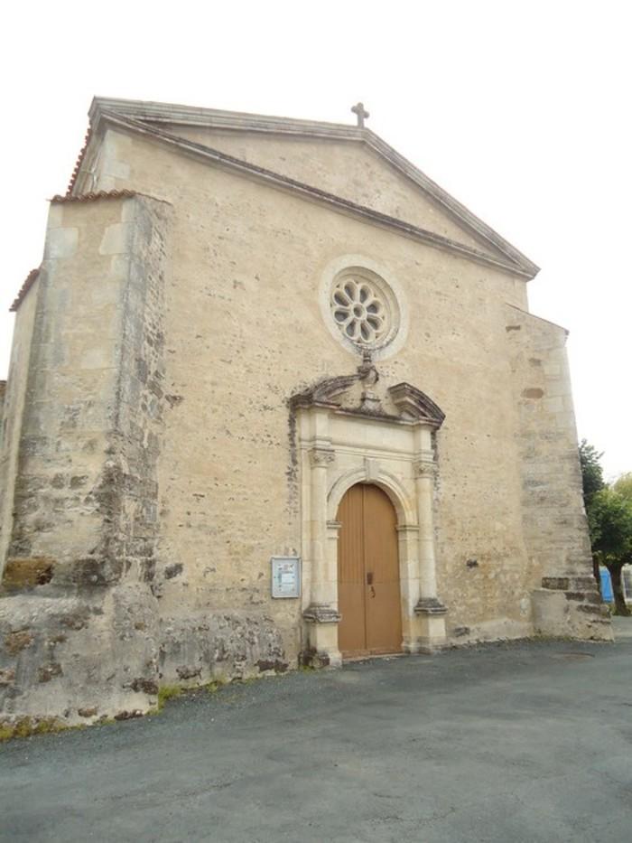 Journées du patrimoine 2019 - Eglise Saint Pierre du Simon