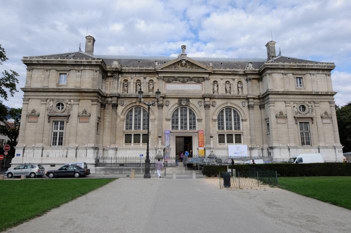 Journées du patrimoine 2019 - Visite guidée de l'ancien Musée-Bibliothèque