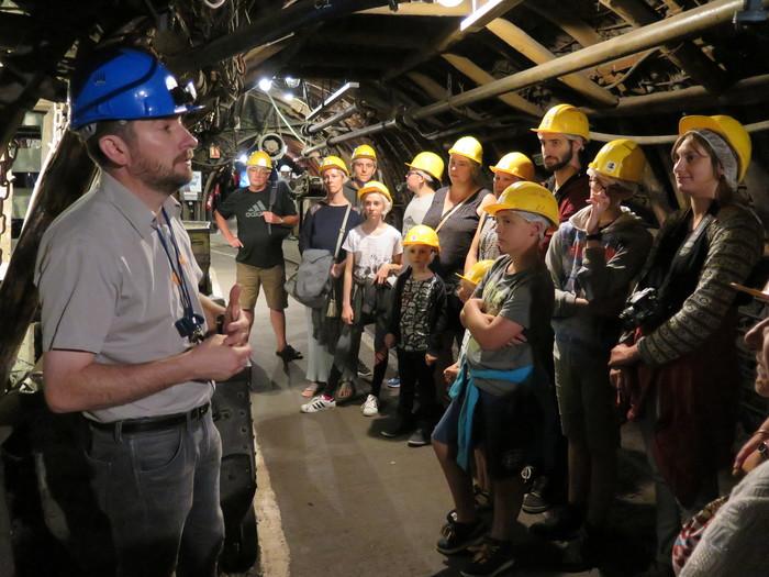 Journées du patrimoine 2020 - Plongez au cœur de la mine !