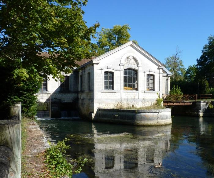 Journées du patrimoine 2020 - Visite guidée de l'ancienne usine élévatoire de Foulpougne