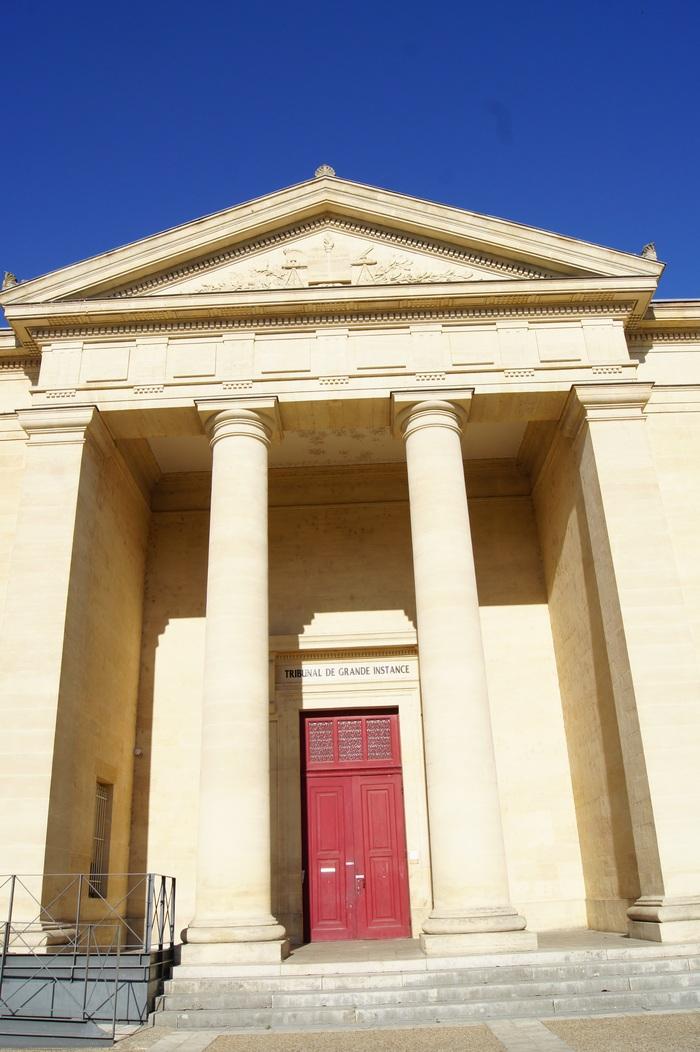 Journées du patrimoine 2019 - Visite du palais de justice