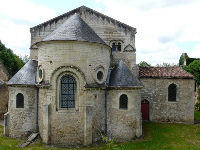 Journées du patrimoine 2019 - Ouverture de l'Église de Saint-Généroux