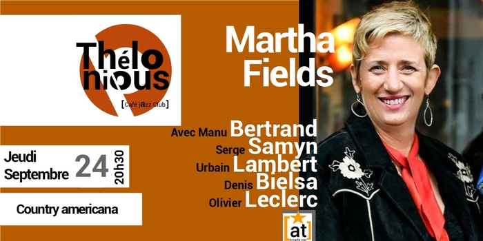 Martha Fields band
