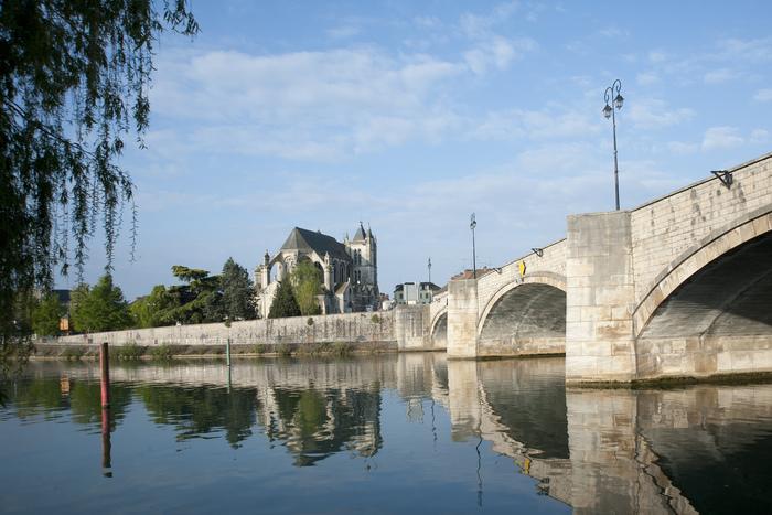 Journées du patrimoine 2020 - Visite libre de la collégiale Notre-Dames-et-Saint-Loup