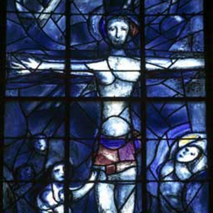 POURQUOI CHAGALL PEINT-IL DES CHRISTS