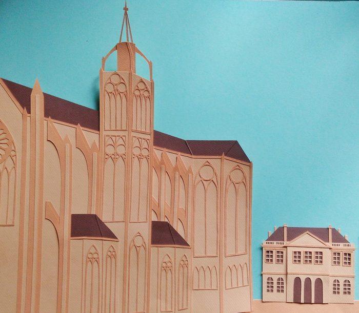 Journées du patrimoine 2020 - Les petits bâtisseurs de cathédrale