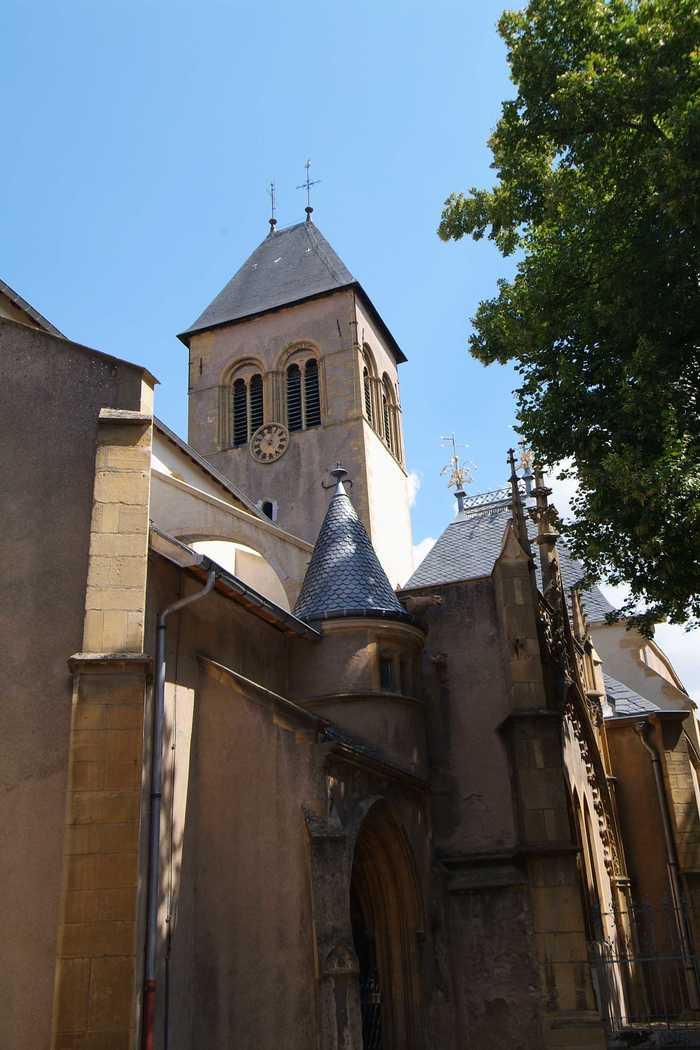 Journées du patrimoine 2020 - Découvrez l'église Saint-Eucaire