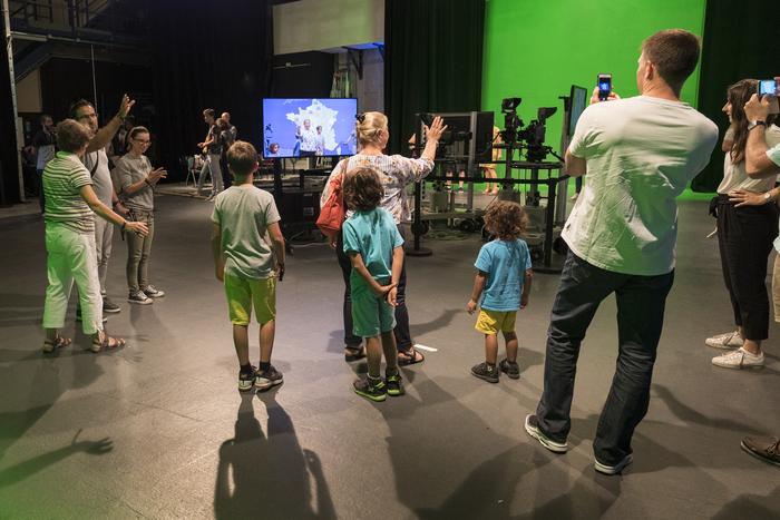 Journées du patrimoine 2019 - Visite guidée de l'Institut National de l'Audiovisuel (INA)
