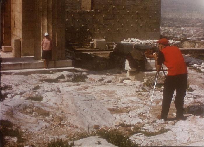 Journées du patrimoine 2020 - Projection en boucle ; Parrathon : un touriste chez les touristes