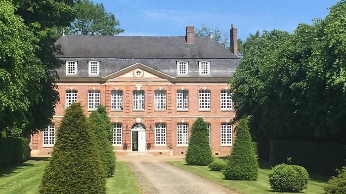 Journées du patrimoine 2020 - Visite du château de Saint Eustache et des jardins, Heritage et transmission.