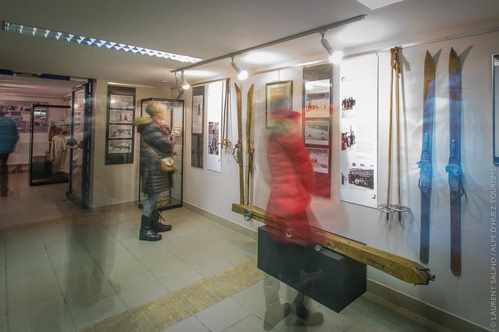 Journées du patrimoine 2019 - Visites commentées du Musée d'Huez et de l'Oisans (Alpe d'Huez)