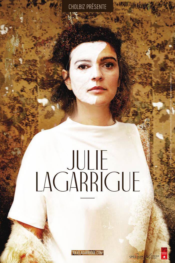 Bamboche à L'Entrepôt ! Concert – Julie Lagarrigue «La mue du serpent blanc»