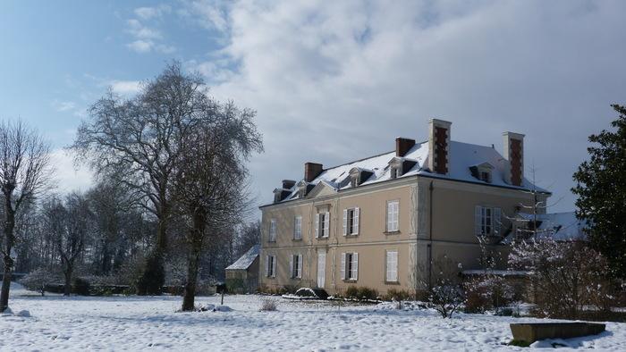 Journées du patrimoine 2020 - Visite des extérieurs du Château de la Grènerie