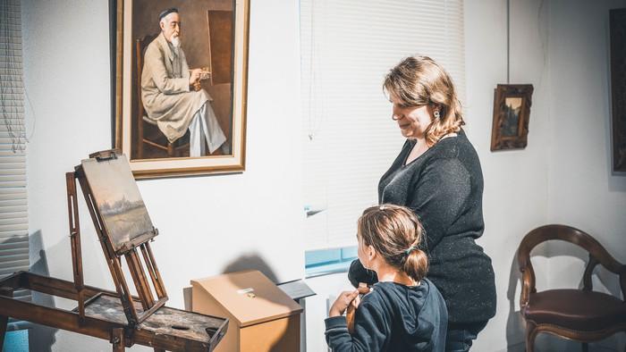 Journées du patrimoine 2020 - Les collections du musée des Beaux-Arts