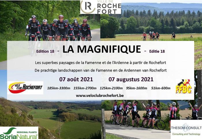 Vélo Club Rochefort - Samedi 07 août 2021 - La Magnifique 2021
