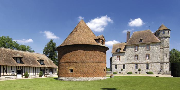 Journées du patrimoine 2019 - Lever les yeux ! au Château de Vascœuil