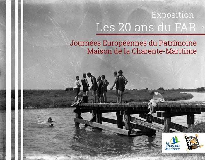 Journées du patrimoine 2019 - Exposition : Les 20 ans du FAR