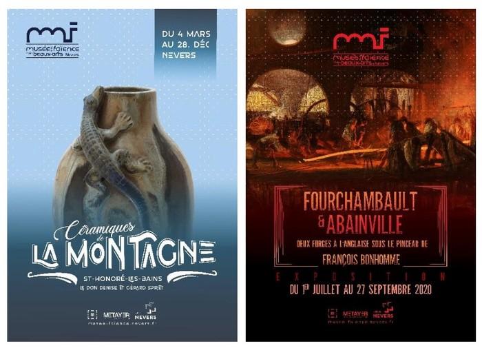 Journées du patrimoine 2020 - Venez (re)découvrir les expositions du musée !