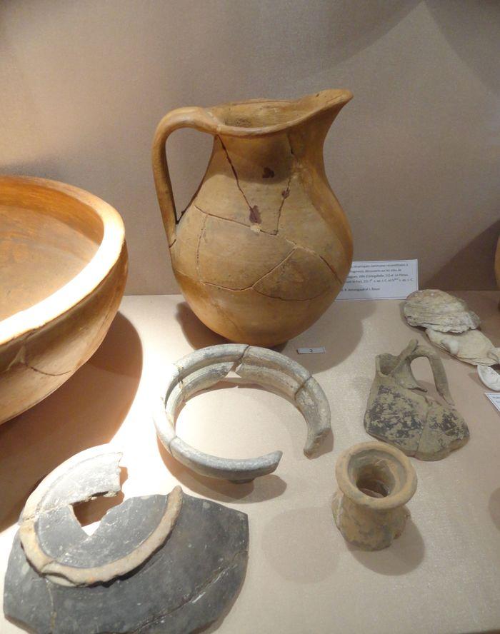 Journées du patrimoine 2020 - Découverte de la salle archéologique pour les enfants