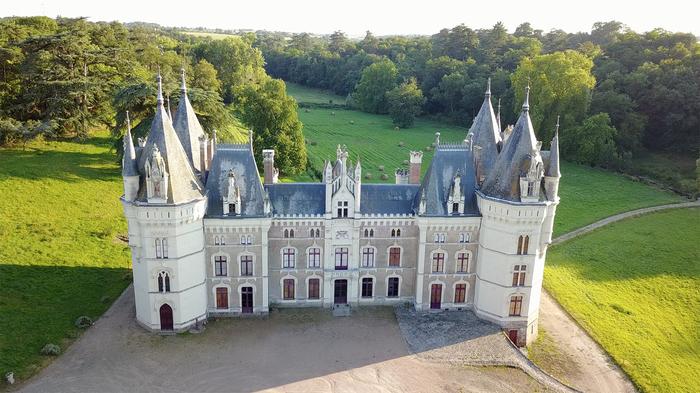 Journées du patrimoine 2019 - Visite guidée du Château de Chanzeaux