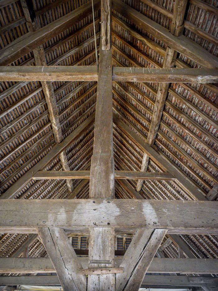 Journées du patrimoine 2019 - Réouverture de la halle au public après restauration