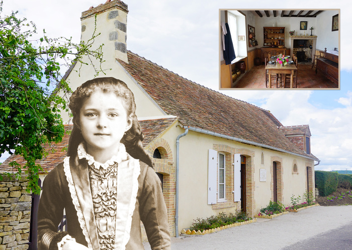 Journées du patrimoine 2020 - Visite guidée de la maison de Rose Taillé, nourrice de sainte Thérèse de Lisieux
