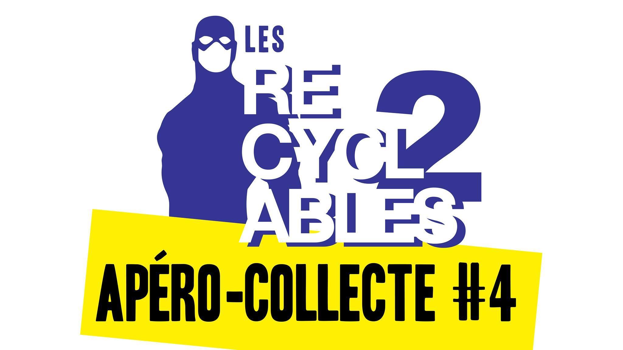Pour leur 2e édition, les Recyclables reviennent avec un programme très, très chargé ! Et pour commencer, l'équipe relance les apéro-collectes pour récupérer des matériaux auprès des arlésiens...