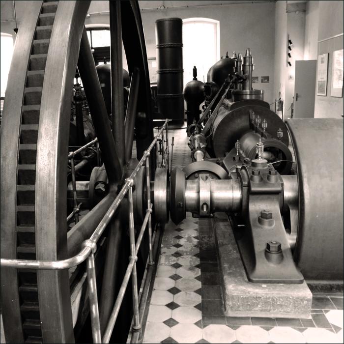 Journées du patrimoine 2019 - Visite guidée au Musée des Usines Municipales de Colmar