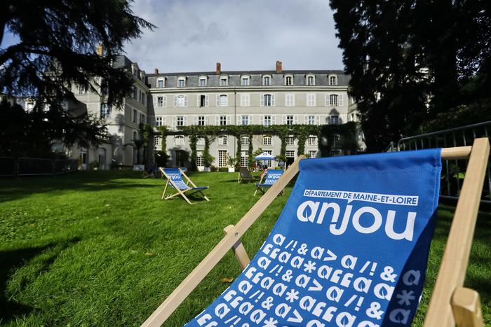 Journées du patrimoine 2020 - Journées européennes du patrimoine à l'Hôtel du Département de Maine-et-Loire