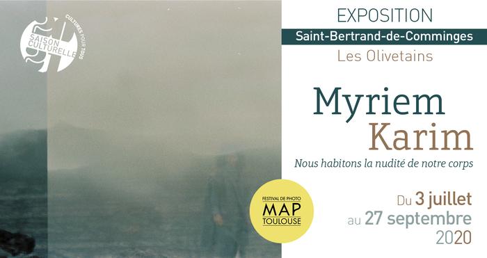 [Les Olivétains] Exposition Myriem Karim « Nous habitons la nudité de notre corps »